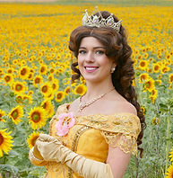 Prinzessin Belle buchen