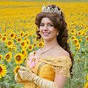 Prinzessin Belle Die Schöne und das Biest zum Geburtstag buchen