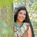 Pocahontas zum Geburtstag buchen