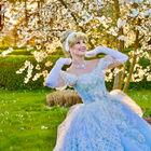 Prinzessin Aschenputtel Cinderella zum Kindergeburtstag buchen