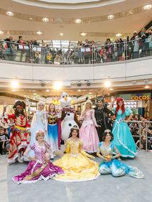 Märchenhafter Besuch Show