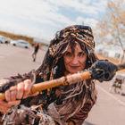Piraten Hexen Halloween Charaktere buchen
