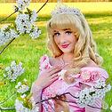 Prinzessin Dornröschen Aurora zum Kindergeburtstag mieten
