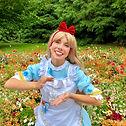 Alice zum Kindergeburtstag