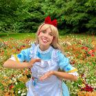 Alice aus dem Wunderland zum Geburtstag mieten