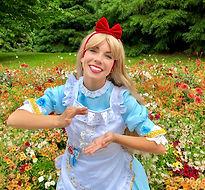Alice im Wunderland buchen