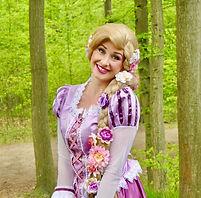 Prinzessin Rapunzel buchen