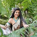 Indianer Prinzessin Pocahontas buchen