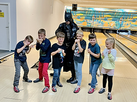 Batman-Bowling