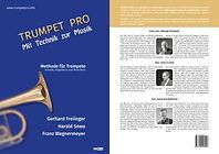trumpet pro, trumpetpro, rückblatt, deckblatt, trompete, schule, lehrbuch