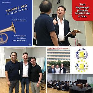 Trumpet Pro China