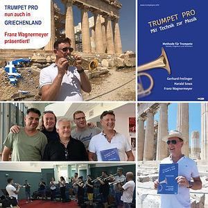 Trumpet Pro Griechenland