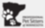 Professional Pet Sitters of Minnesota logo