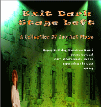 Book collection of one act plays and full length plays