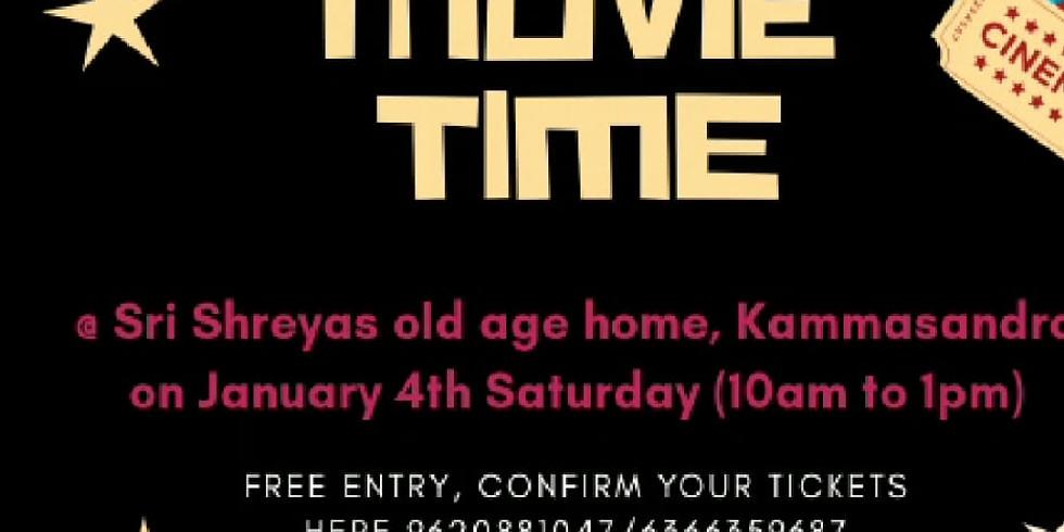 Movie Screening For Elders
