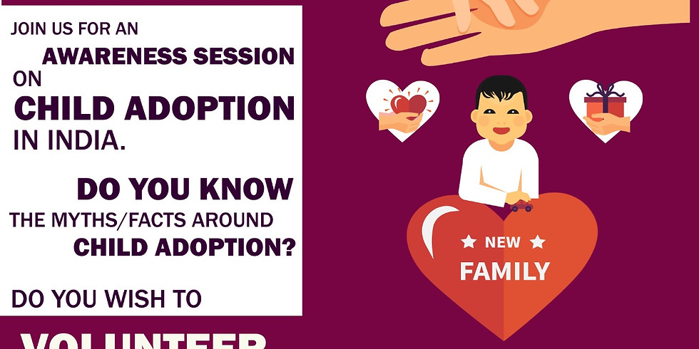 Child Adoption in India - Swikaar