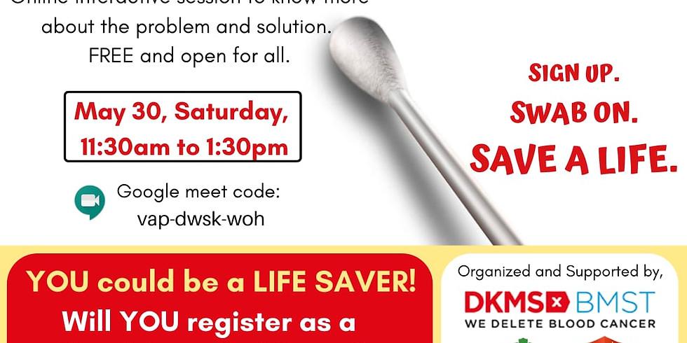 Blood Stem Cell Donation Awareness
