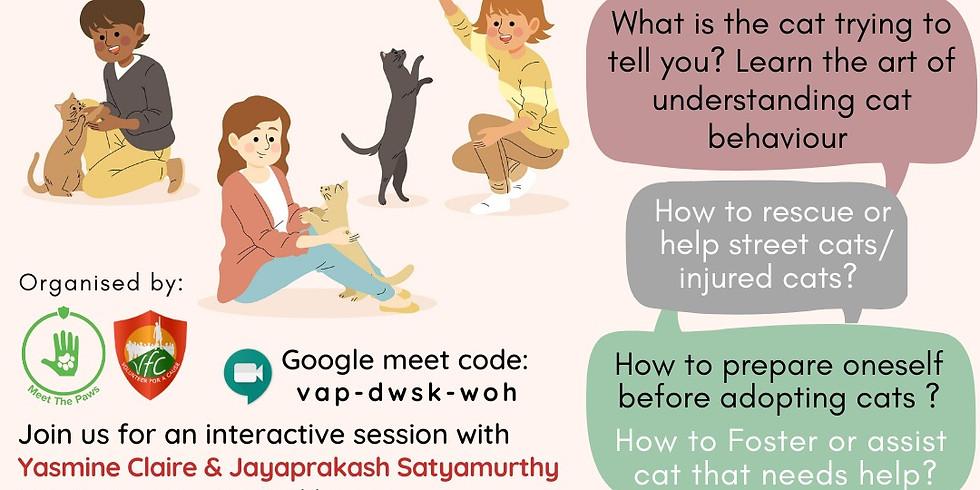 Let's Understand Cats' Behaviour