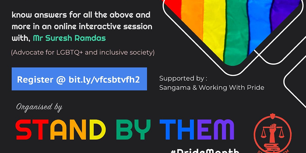 Show your support for LGBTQ+ community