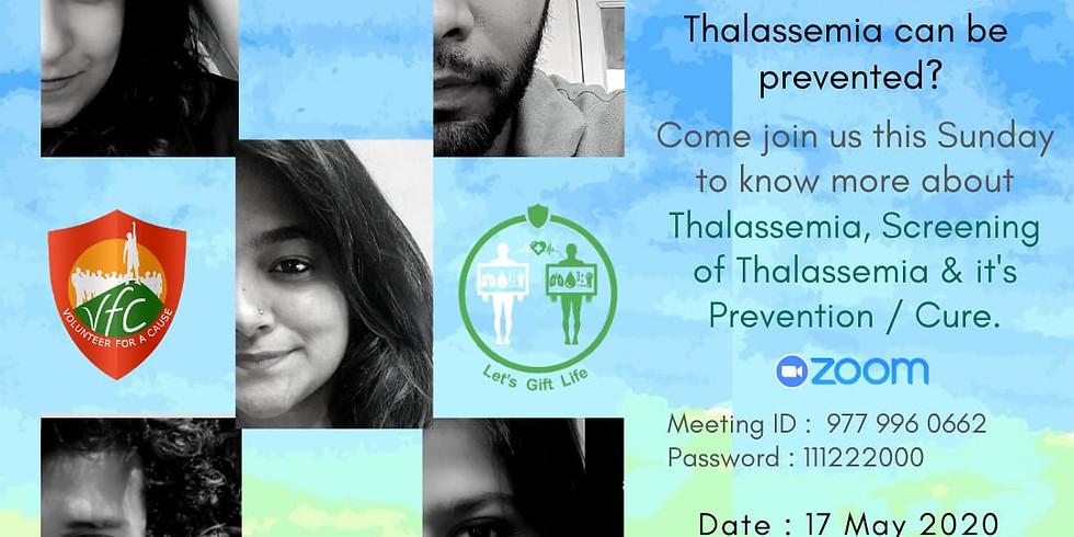 Thalassemia Awareness