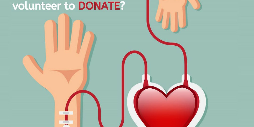 Blood Donation - Anytime