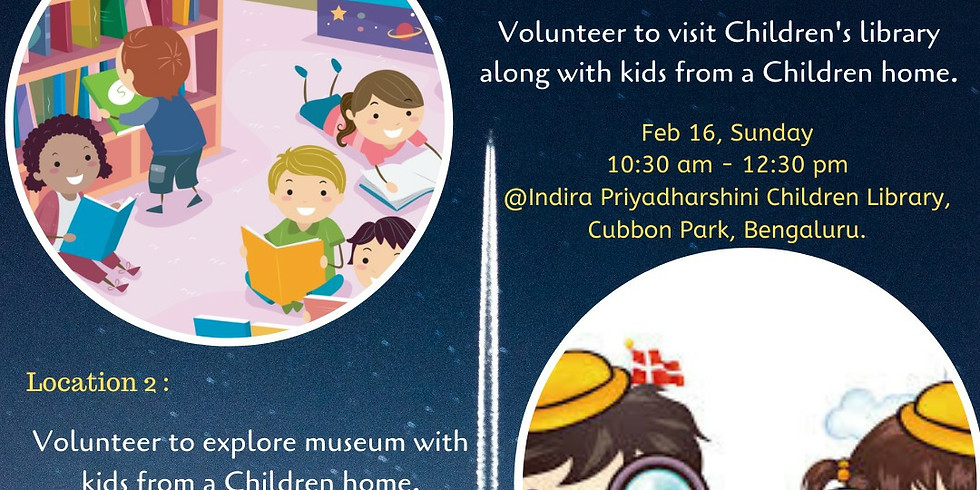 LibReady - Explore Technological Museum with Kids