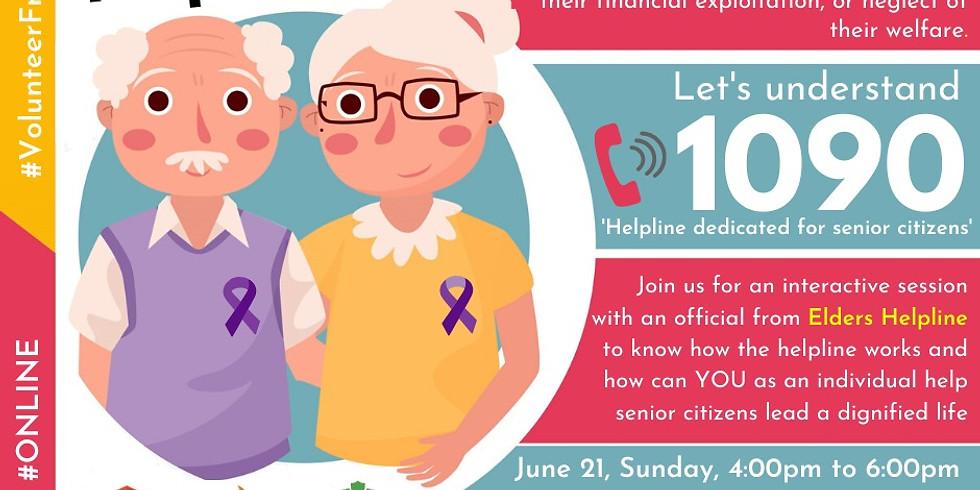 Know Elders Helpline