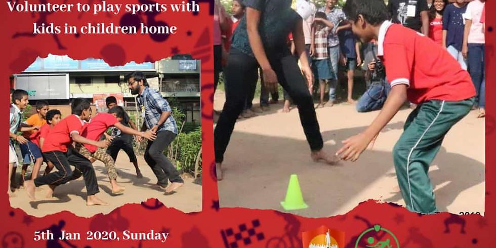 Sportivity with Kids