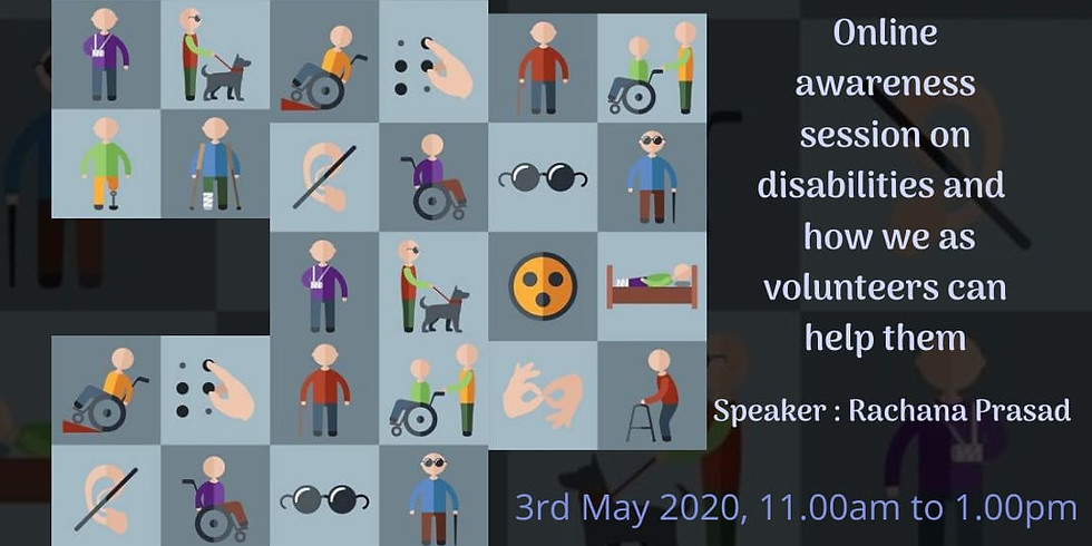 Disabilities Awareness - See The Ability