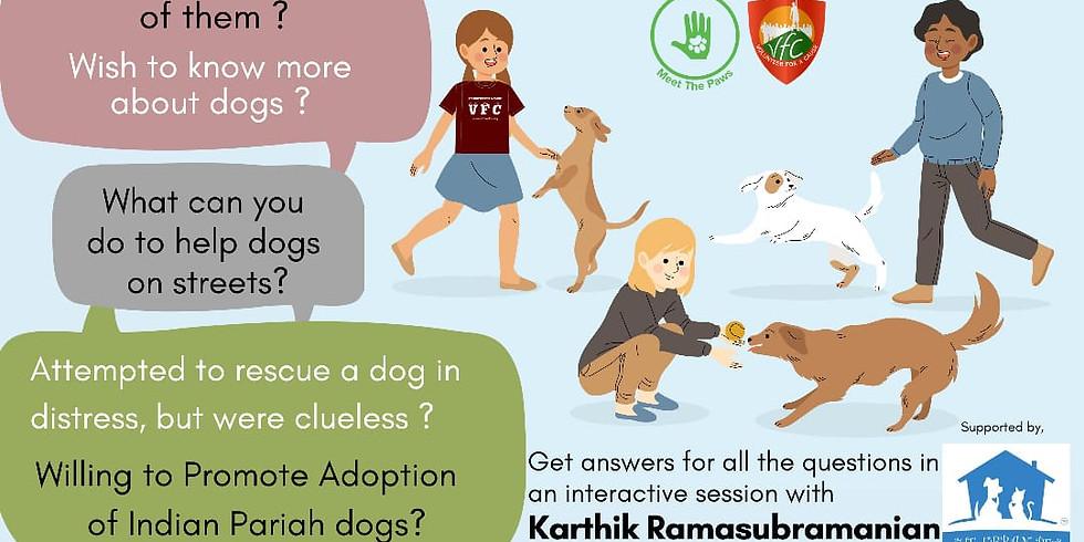 Let's Understand Dogs' Behaviour