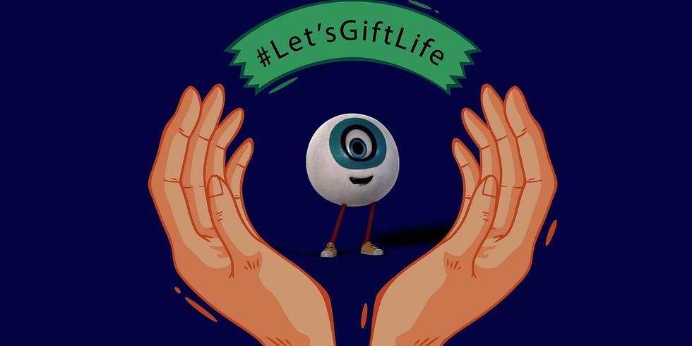 Eye Donation Awareness and Pledge