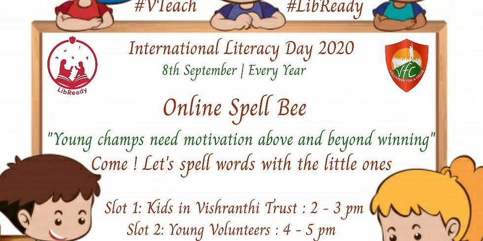 Online Spell Bee