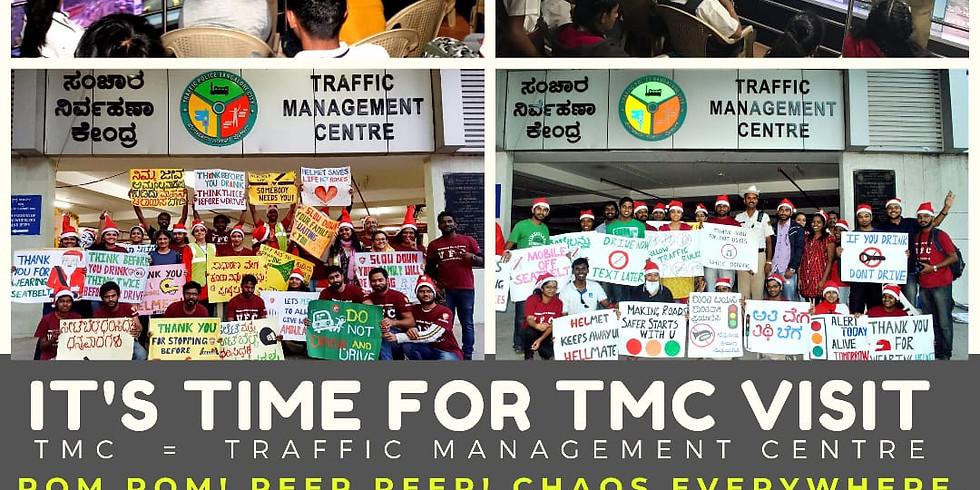 TMC Visit with Kids - TraffiKnights
