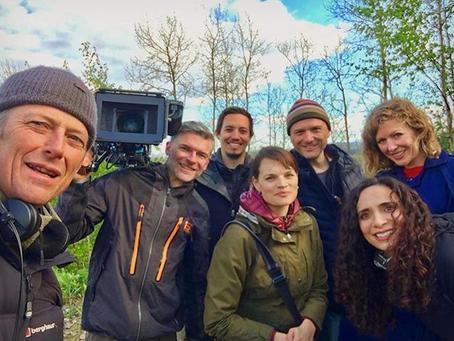 May 19 - Shooting begins in Norway