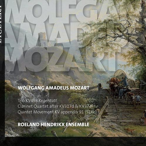 W.A. Mozart  Kegelstatt trio & clarinet quartets