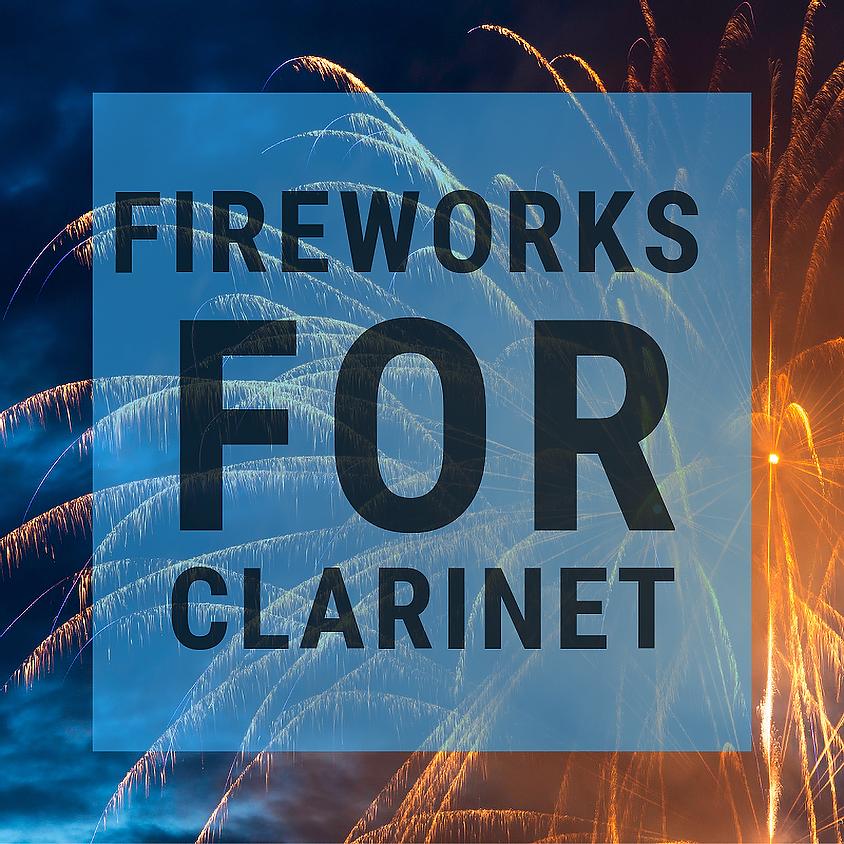 RH & Ataneres Ensemble |  FIREWORKS FOR CLARINET