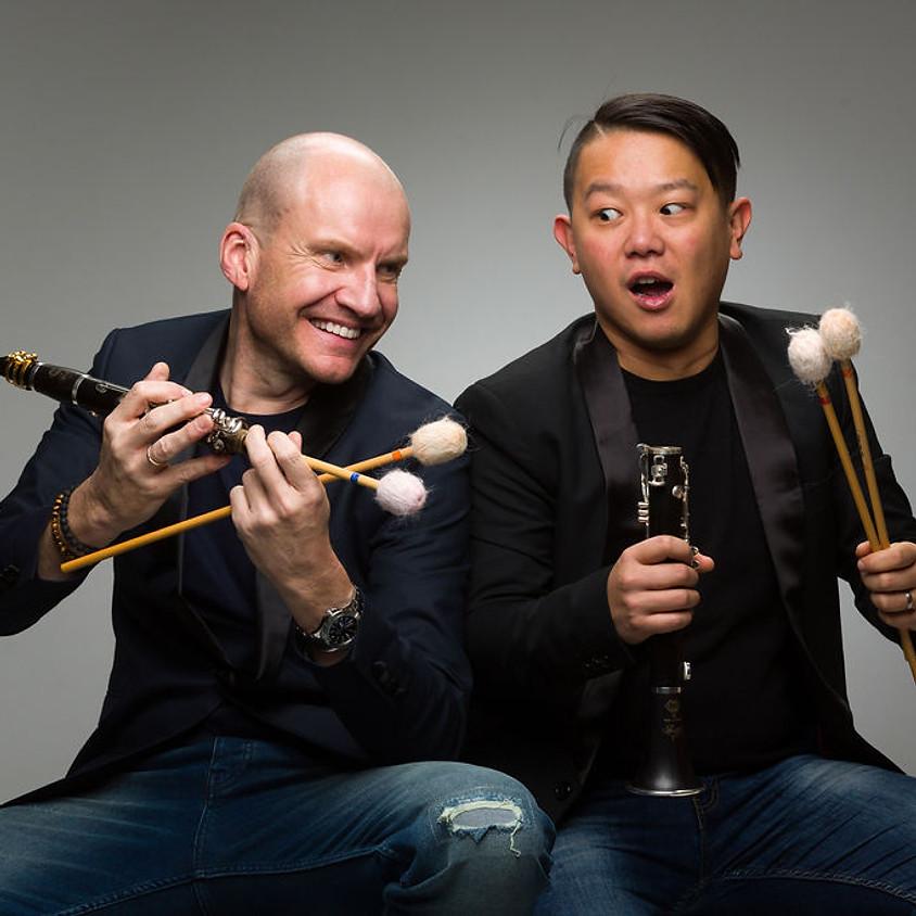 RH & Chin-Cheng Lin | WOOD VERSUS WOOD. clarinet meets marimba