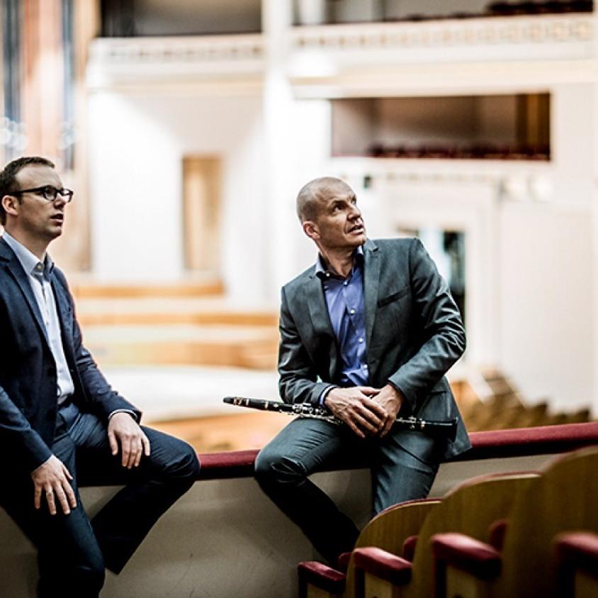 RH & Liebrecht Vanbeckevoort | Recital