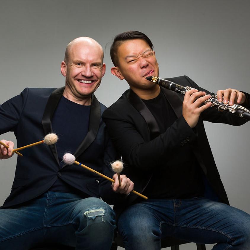 CANCELED RH & Chin-Cheng Lin | WOOD VERSUS WOOD. clarinet meets marimba