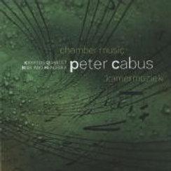 Peter Cabus clarinet quintet