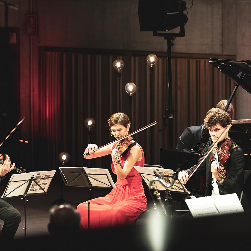 Roeland Hendrikx Ensemble | MOZART MEETS PSYCHO