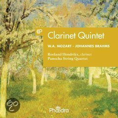 Clarinet Quintets Mozart - Brahms