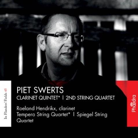 Clarinet quintet Piet Swerts