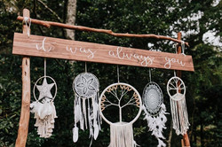 Dream Catcher Hanger