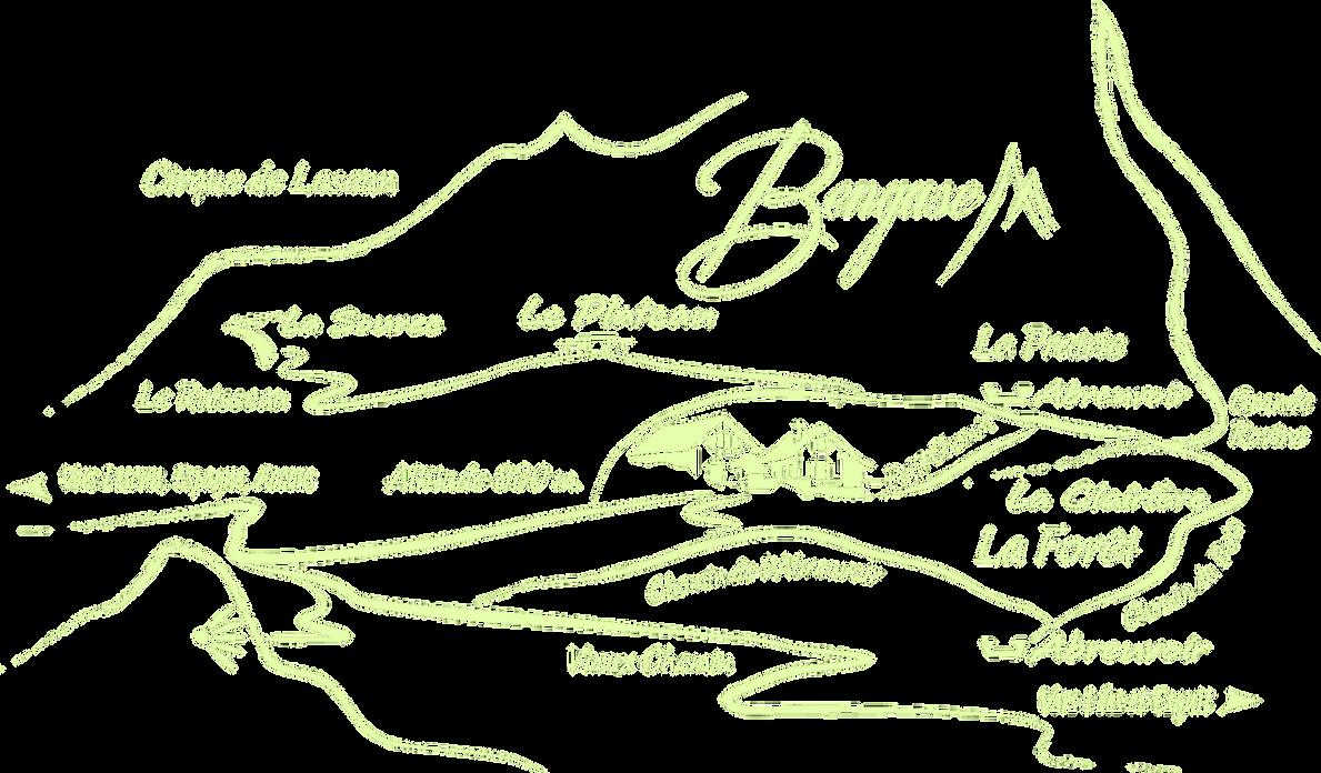 Randonnées Bengase