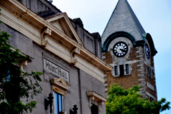 Music Hall and the Post Office