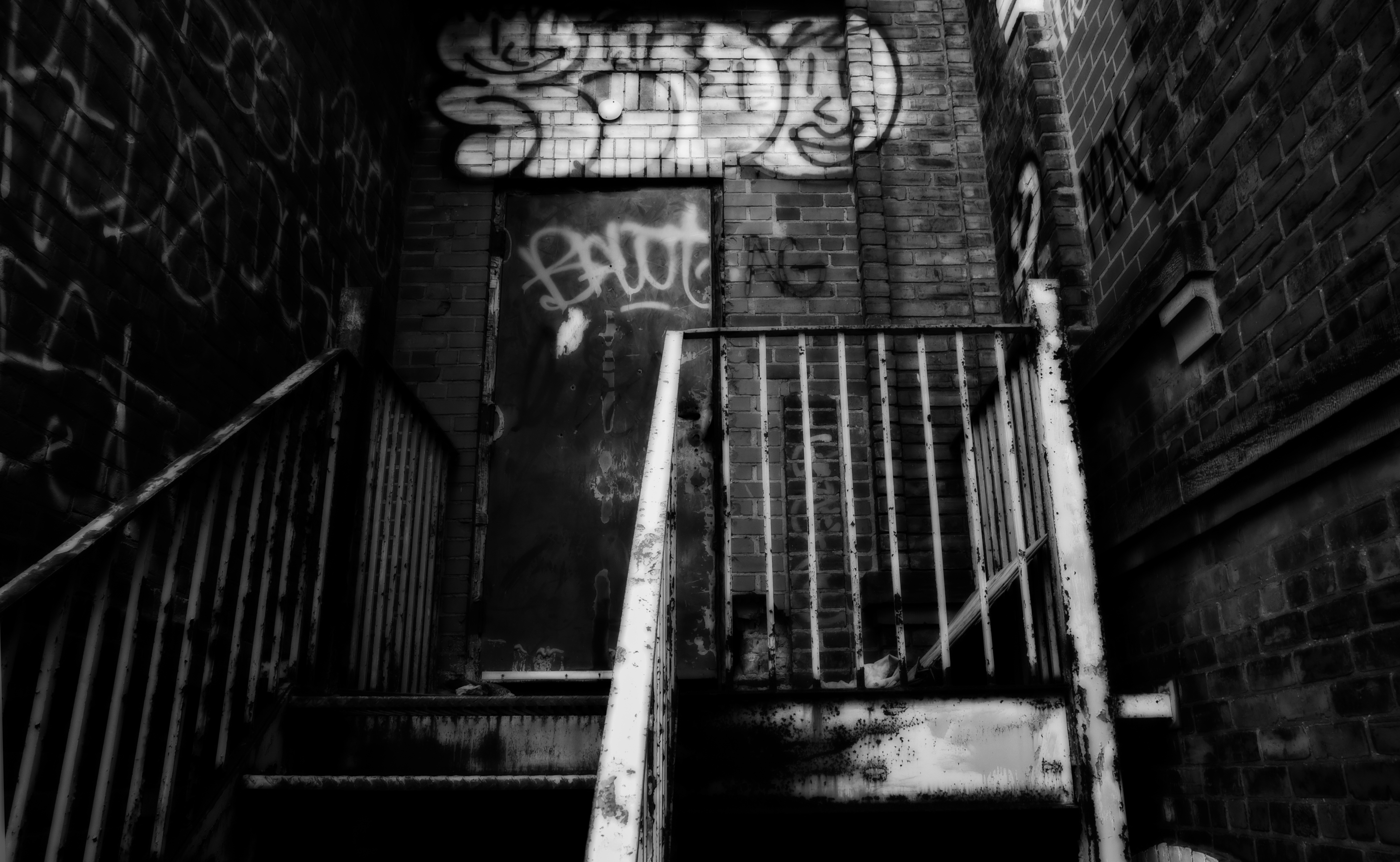 Escape - stairwell
