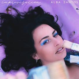 Alba Santos Improvisacion capa album.png