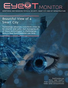 EyeOTmonitor Smart City Use Case Image