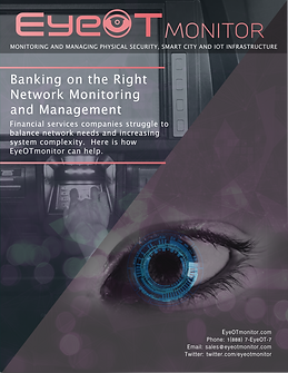 EyeOTmonitor Banking an ATM Use Case Image